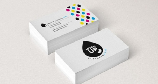 I will design a two sided business card