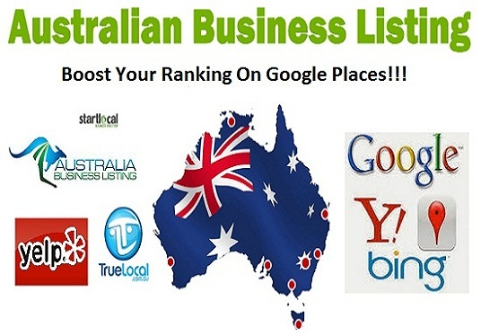 I will Create Manually 30 Australia Local Citations or Business Listing