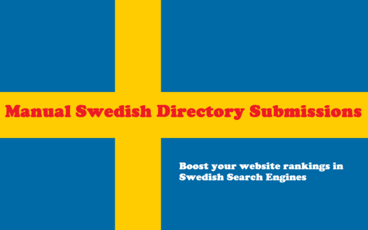 I will build backlinks From Swedish Sites for Sweden SEO