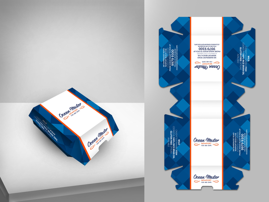 I will Design A Professional Product Packaging