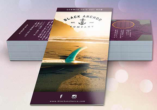 I will Design Awesome Rack Card,Poster, Brochure