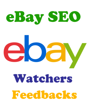 Improve eBay SEO By Adding 500 Watchers Or Feedback to your listings