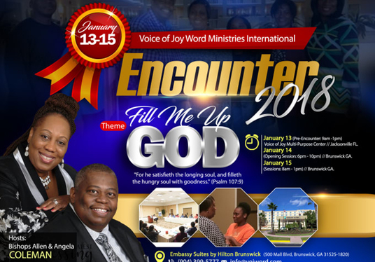I will design Church Flyer or brochure for any event