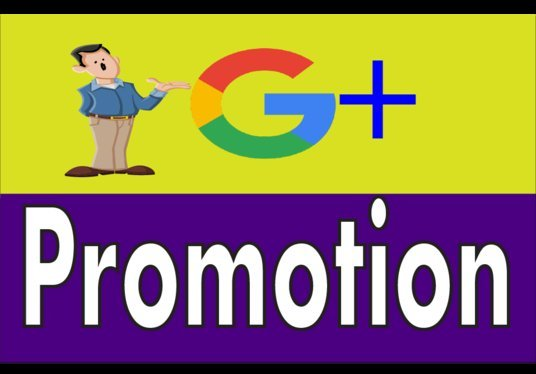 I will popularize Your Website 900 Million Google+ People