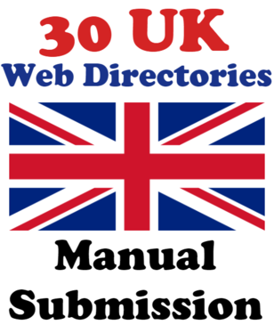 Manually submit your website in 15 or 30 UK citations web directories