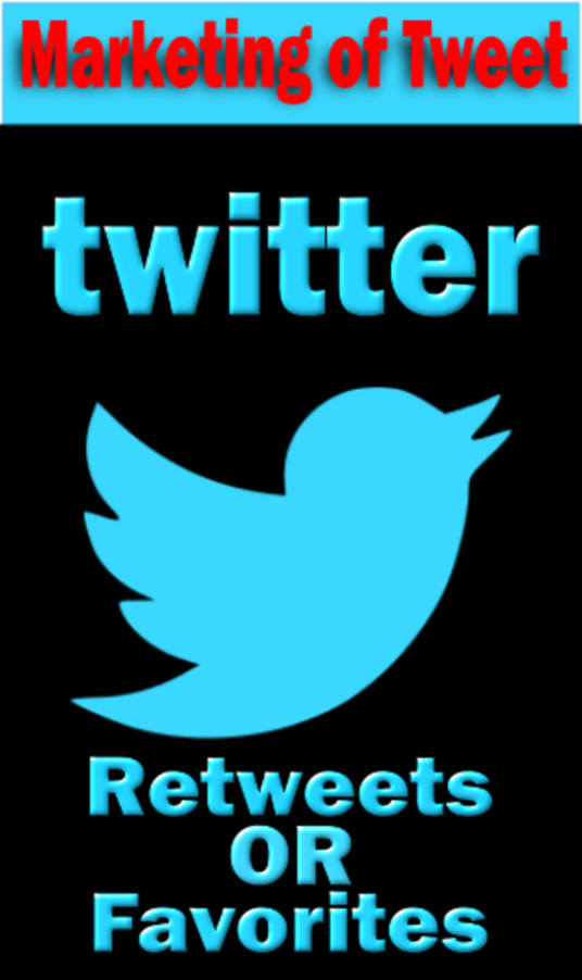 I will Add retweets or favorites to increase your SEO social media
