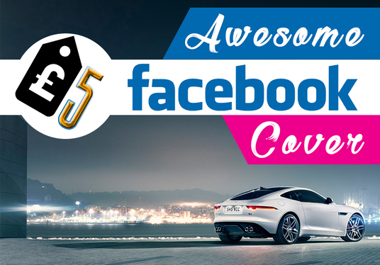 I will Design an awesome Facebook Cover