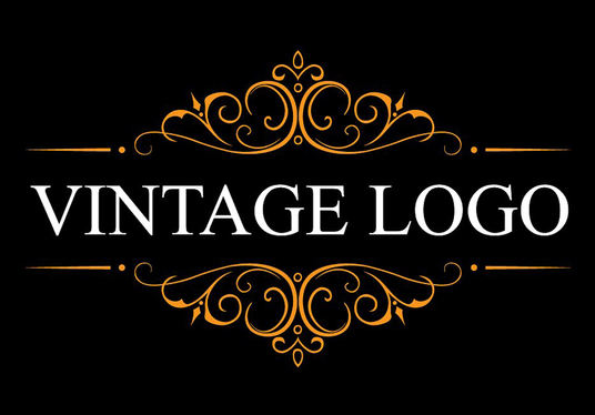 design an awesome vintage , retro LOGO