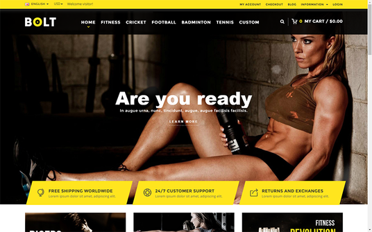 I will Build Ecommerce Website store With Woocommerce