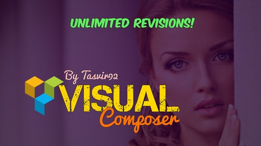 I will Design A Responsive Wordpress Website Using Visual Composer