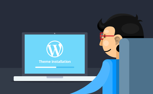 I will Install WordPress , Setup WordPress