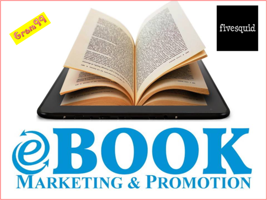I will Promote your ebook to over 5 million kindle ebook lovers