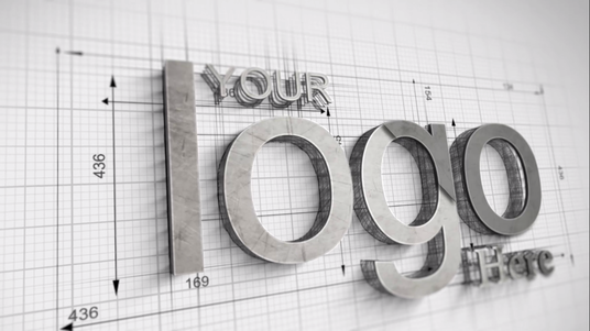 Create Professional 3d Logo Animation