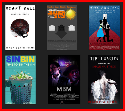 create professional movie poster