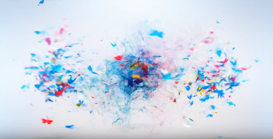 I will Create This Beautiful Butterfly Video Intro