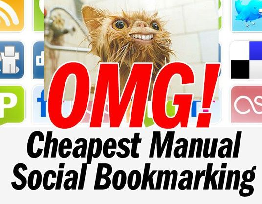I will do 25 Quality Social Bookmarking Submissions