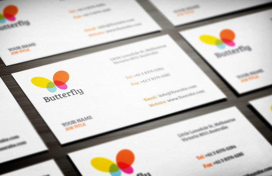 Create Logo And Amazing Double Sided Business Cards