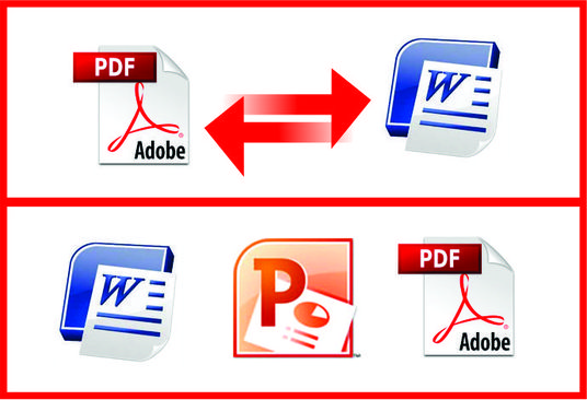 Convert PDF To Word And Pdf Editing