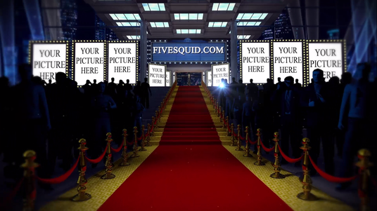 Create Professional Red Carpet Intro Video For You