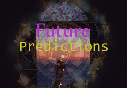I will predict your future with accuracy
