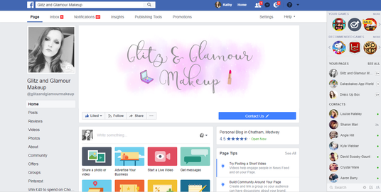 promote your business/facebook page etc to over 3000 followers on  my blog Facebook page