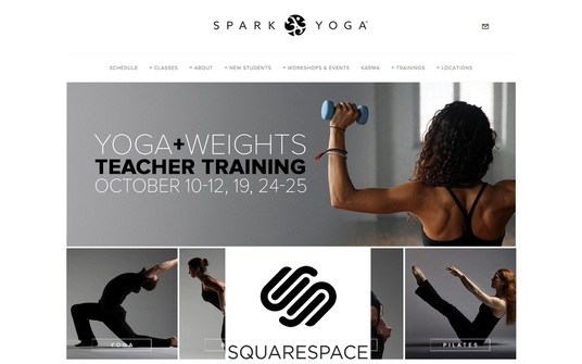 I will design squarespace website perfectly