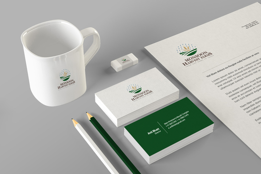 do professional business card and stationery design for 10