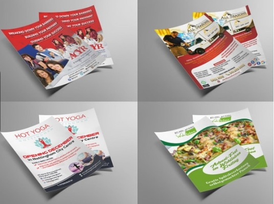 I will Design  Flyer,Poster, Brochure