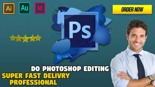 I will Do Any Photoshop Editing Within 24 Hrs