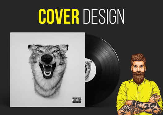 Design An Amazing Single Cover Cd Album Cover Or Art Work