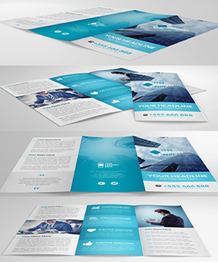 Design Great Looking Dual Sided Flyers