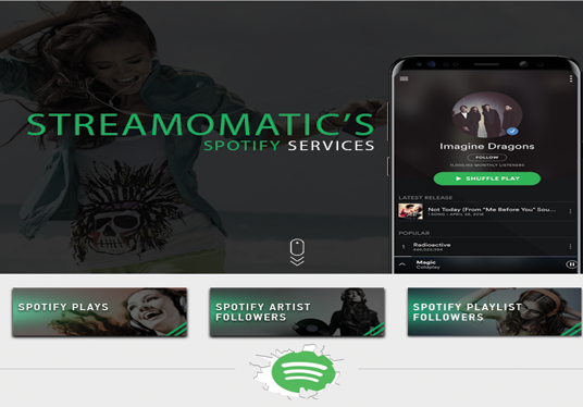 add 5000 Spotify Plays. Cheapest HQ Spotify Plays Service here. HQ Plays. Rank your song higher!