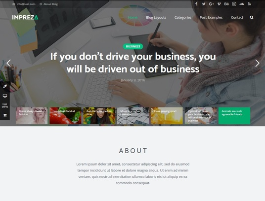 I will Design Awesome Website And Make It Mobile Friendly