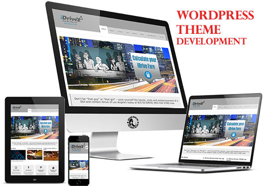 I will Design And Develop WordPress Website
