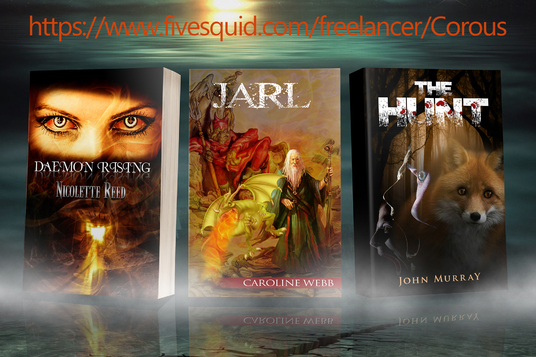 I will Design An Amazing Ebook Cover