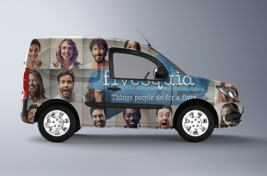 Put Your Design On Unique Vehicle Mockups