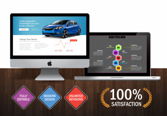 Design Modern And Professional Powerpoint Presentation