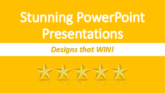 I will create a STUNNING PowerPoint Presentation