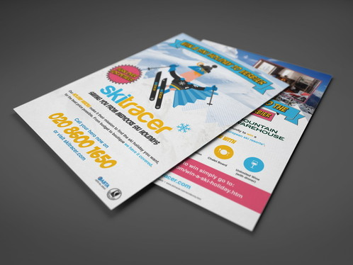 Design Dual Side Flyers For You
