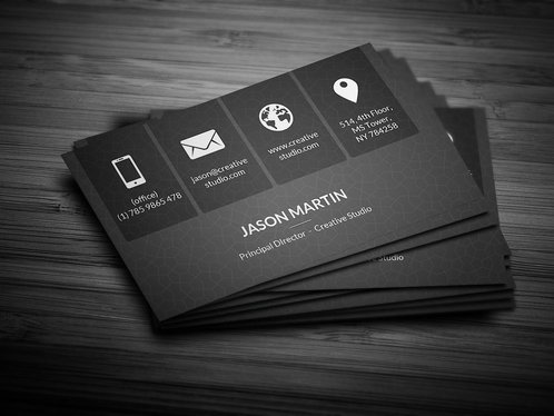 Design awesome business cards for your company or business for 5 cccccc design awesome business cards for your company or business reheart Image collections