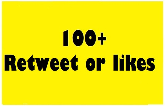I will add 2000+ twitter retweet or favorite  within few hours