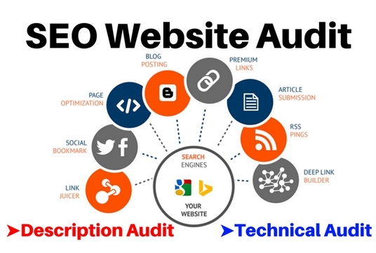 I will Provide  In Depth Website Audit And Spy Report