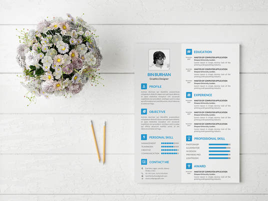 I will Design, Edit or Format your Resume/CV and Cover Letter