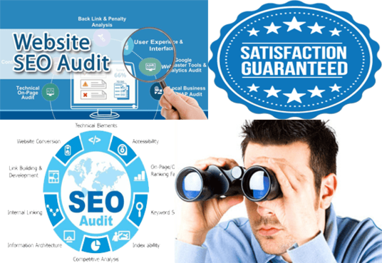 I will Perform Deep SEO Audit