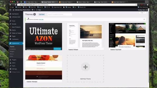 Build you a ready made Amazon Affiliate store in any niche on ...