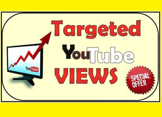 deliver 1000 Targeted YouTube views