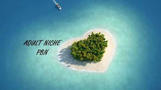 I will Provide High Quality Adult Niche PBN links