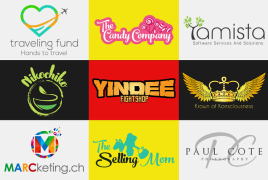 Design 1 Professional Logo With Source Files