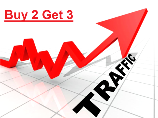 I will Increase Traffic to Your Website by 7000 Visitors