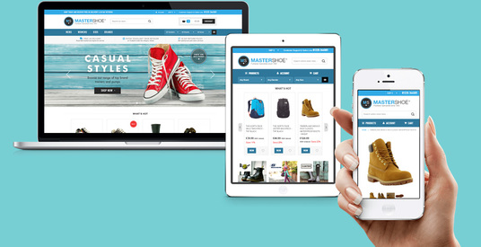 I will develop full Responsive eCommerce WordPress website